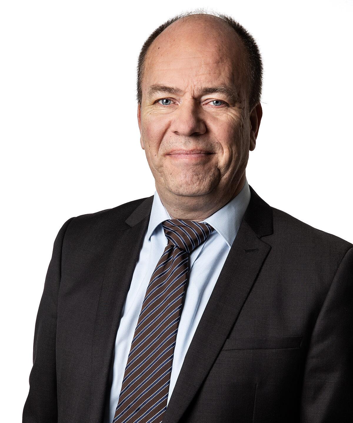 Kst. divisionschef Lasse Toft
