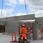 CG Jensen, Billund, lufthavn, parkering, byggeri, vest, division, stål, p-hus, airport