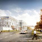 CG Jensen, Byggeri Øst, Stål, Hempel, HQ2, lundtofte, nyt hovedkontor