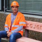 Claus Baumann, Divisionschef, byggeri øst, CG Jensen, erfaren,