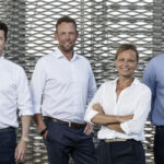 Direktørene fra a. Enggaard, Arkil, Stark, CG Jensen og ambercon, går sammen om mere diversitet i byggebranchen.