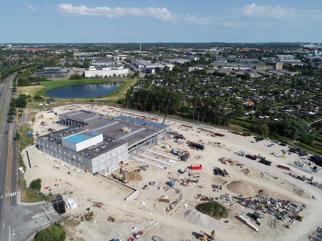 CG Jensen bygger kontrolcenteret til hovedstadens letbane