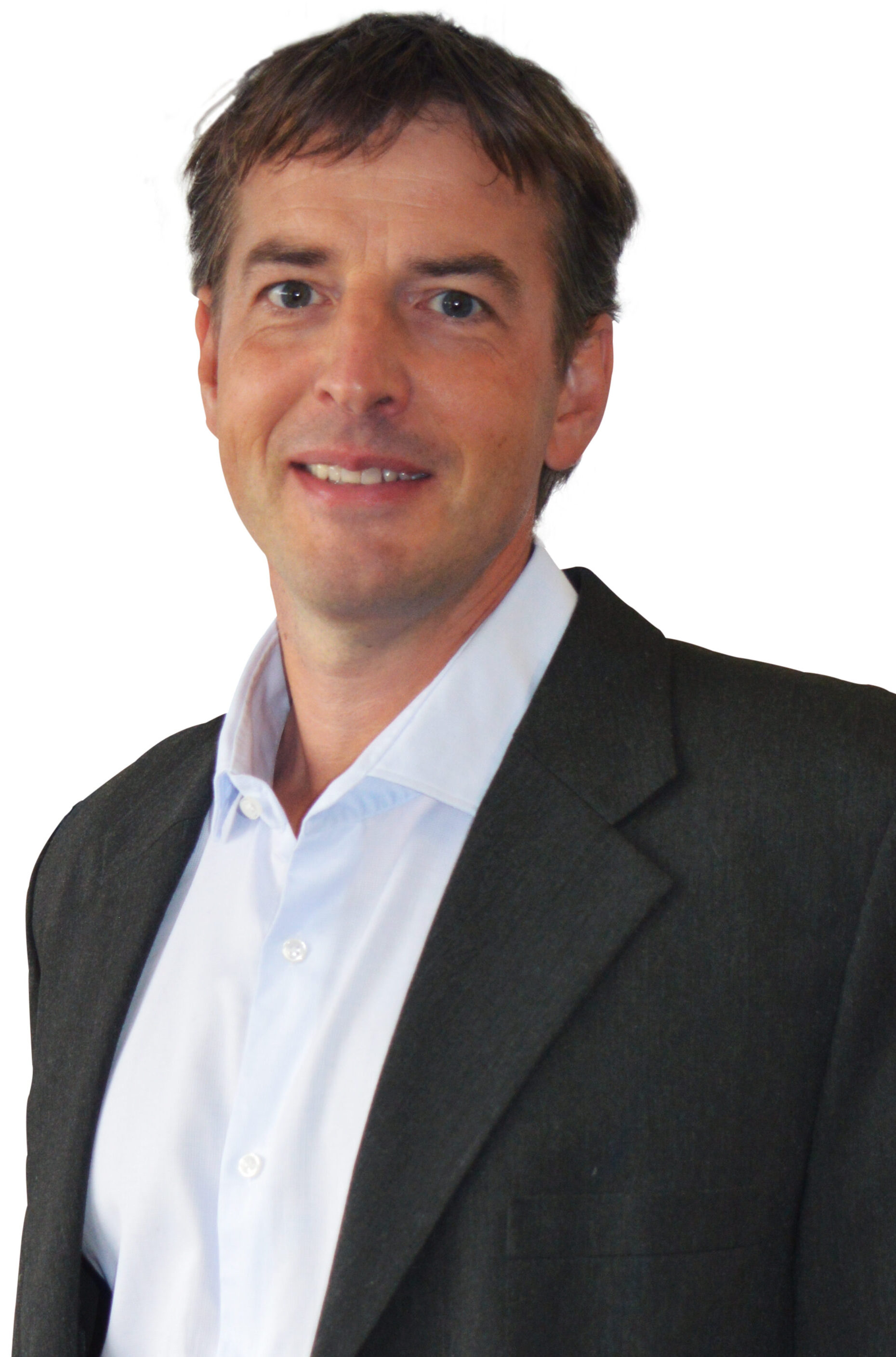 Divisionschef Claus Baumann